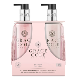 Grace Cole Hand Care Set Duo Wild Fig & Pink Cedar