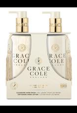 Grace Cole Hand Care Duo Nectarine Blossom & Grapefruit