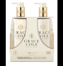 Grace Cole Handverzorging Duo Nectarine Blossom & Grapefruit