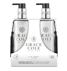 Grace Cole Hand Care Set White Nectarine & Pear