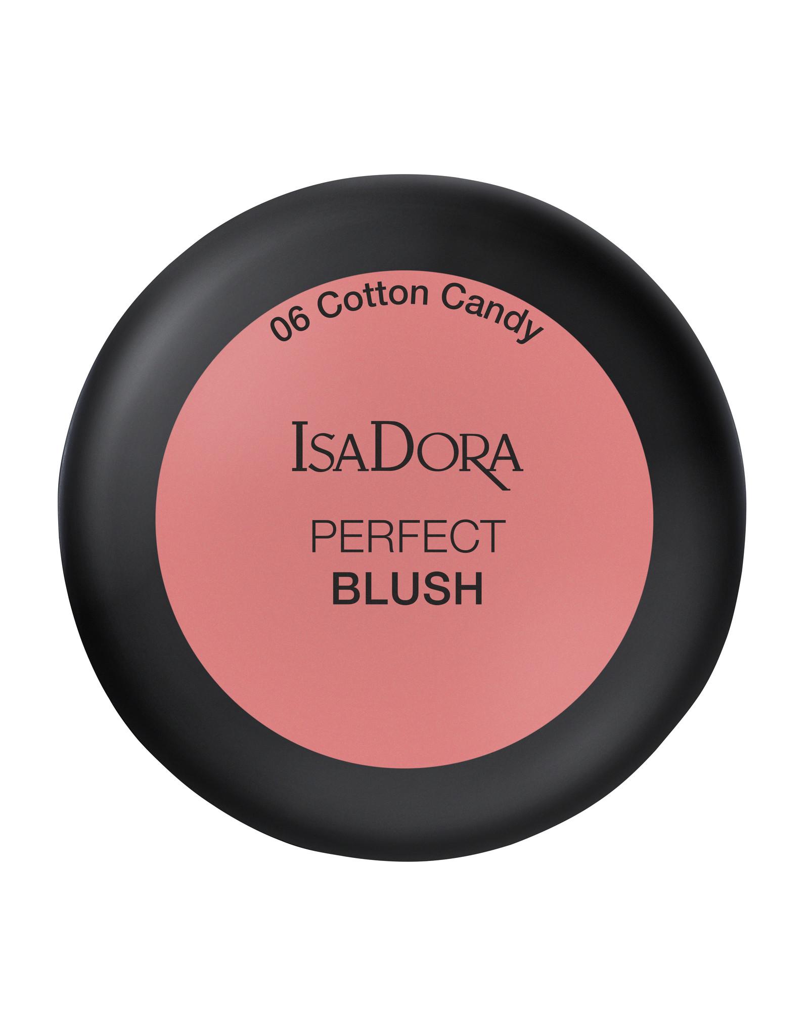Isadora Perfect Blush Cotton Candy N°06 - Isadora