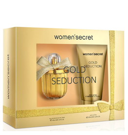 Women'secret Coffret Gold Seduction by Women ' Secret