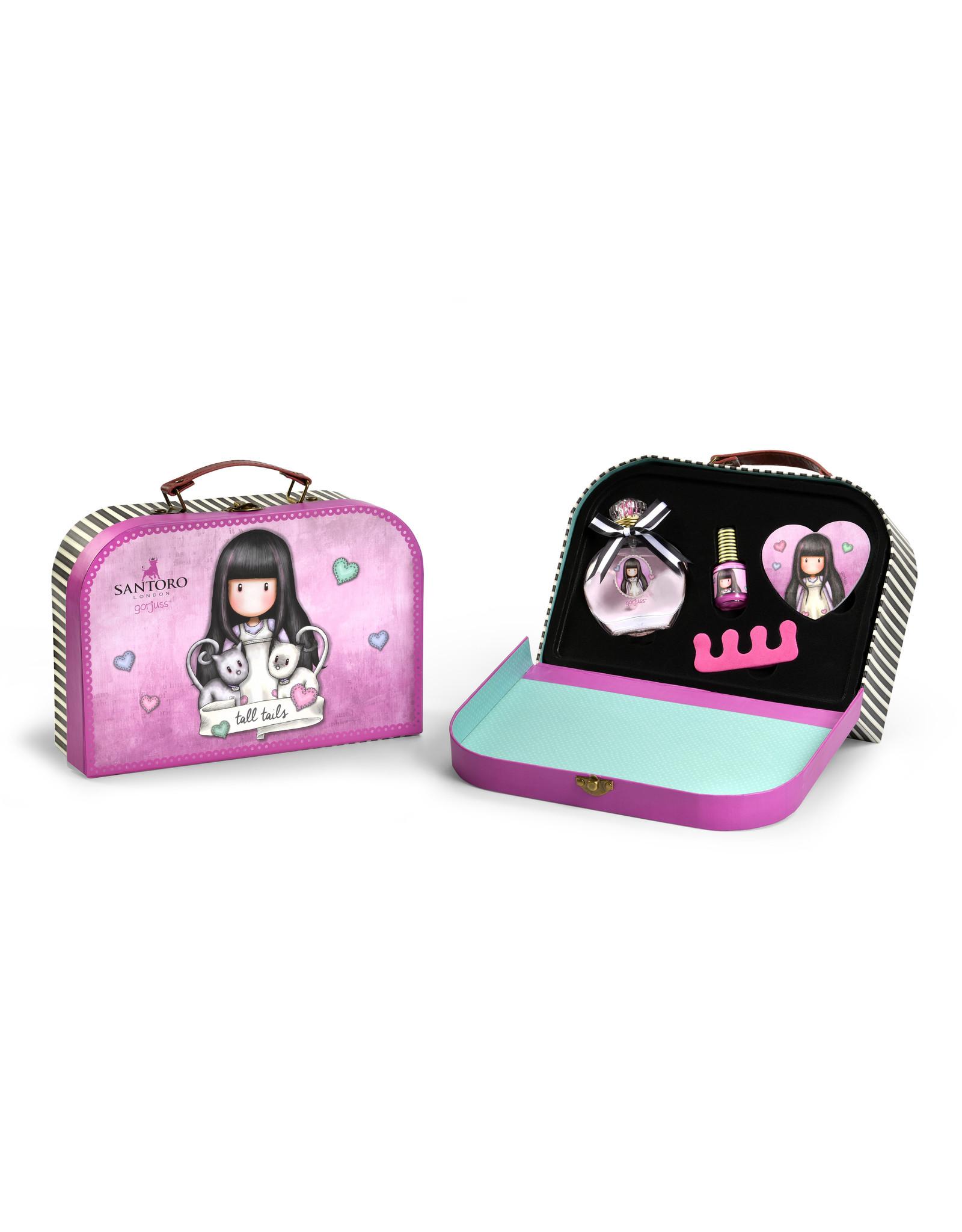 Santoro Gift Set Beautycase Gorjuss - Santoro