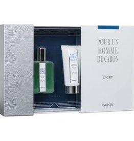 Caron Pour Un Homme de Caron  SPORT Gift Set