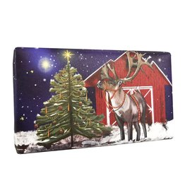 The English Soap Company Reindeer Christmas Soap