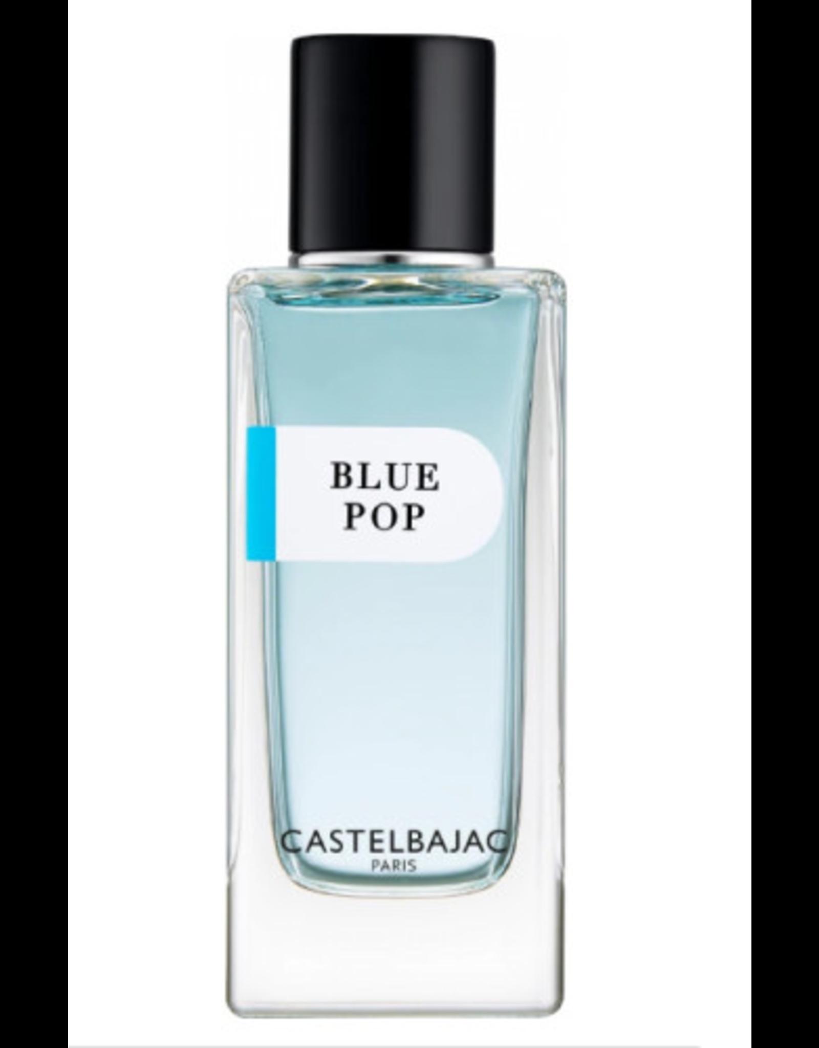 Castelbajac  Blue Pop Eau De Parfum - Eaux en Couleur - Castelbajac