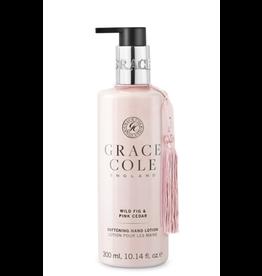 Grace Cole Body Lotion Wild Fig & Pink Cedar