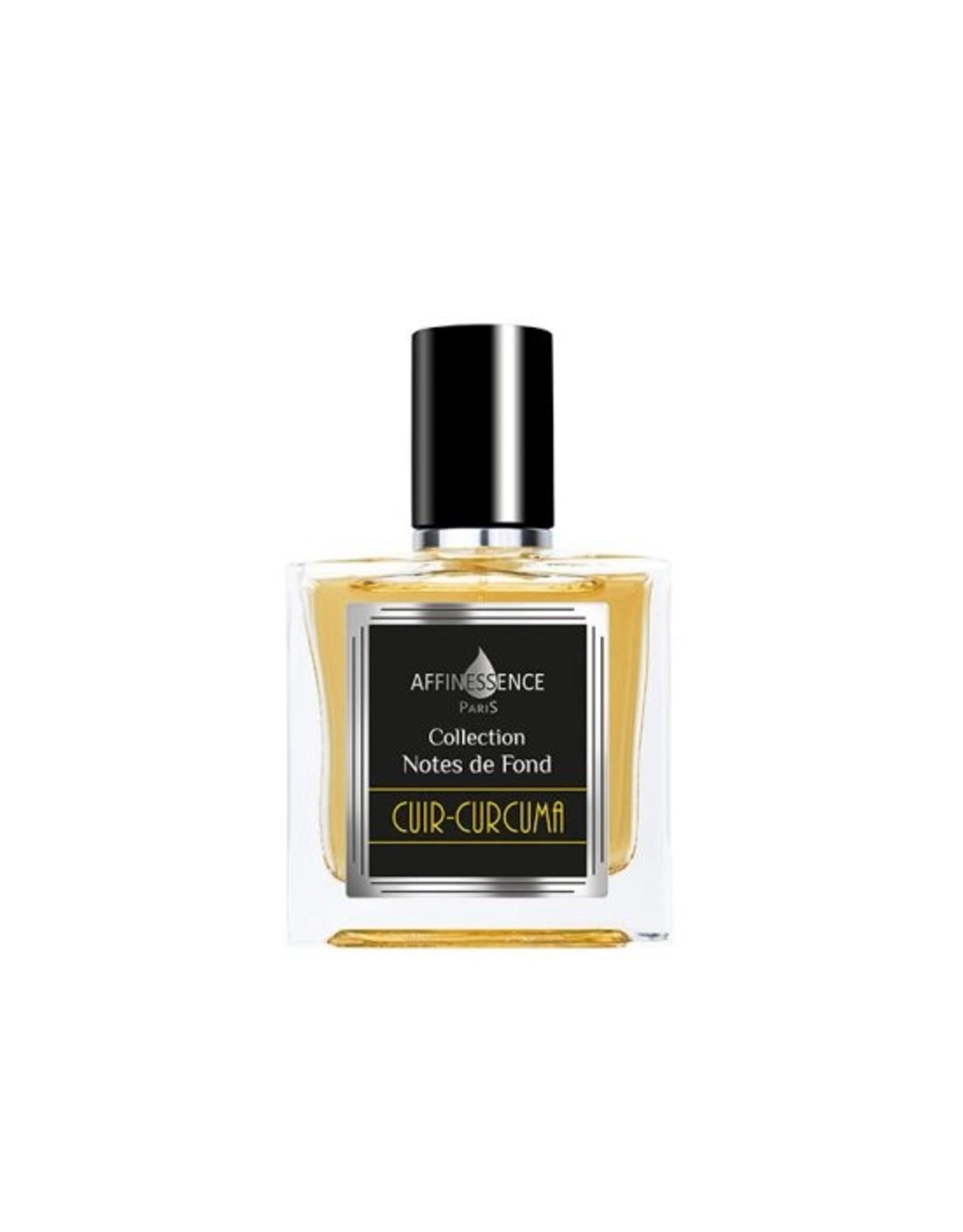 AFFINESSENCE Leather - Tumeric Eau De Parfum - Affinessence