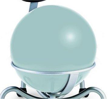Bal voor Balstoel 142A -Pallosit - 48cm Zilver
