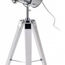 LAMP INDUSTRIEEL 64CM RVS
