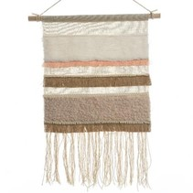 cot wall hanger with jute sand 1.5x40x52cm
