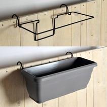 Linea Basic Box Holder Hook L42W28H17 cm