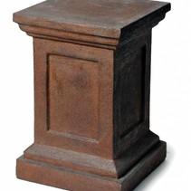 Texas Column S Rust W25H37 cm