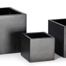 Perth Cube Anthracite S3 W22/38H20/35