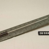 Thermometer zink 60x10x6,5