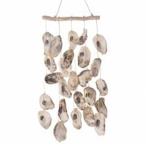 Talaba shell hanger 35cm Natural
