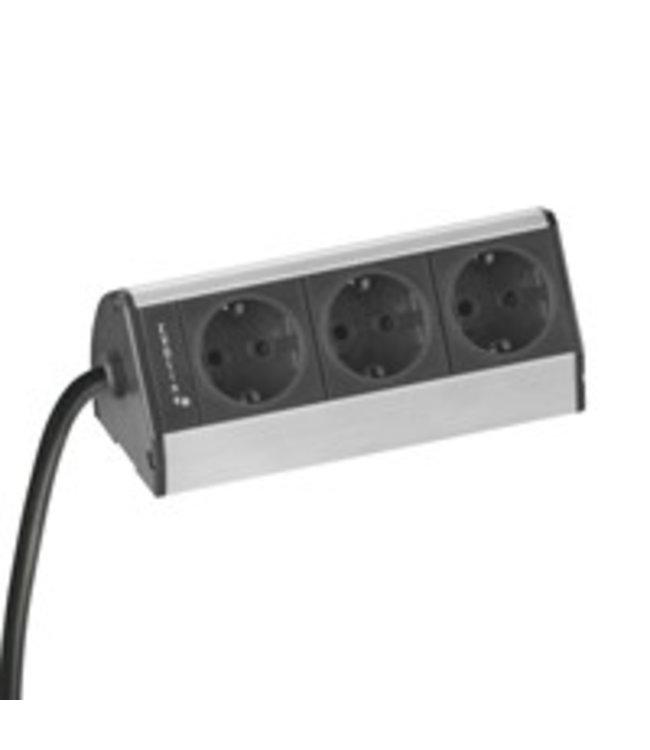 Evoline Dock Desk 3x230V - zonder klem