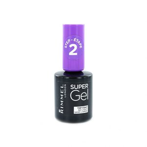 Super Gel Topcoat