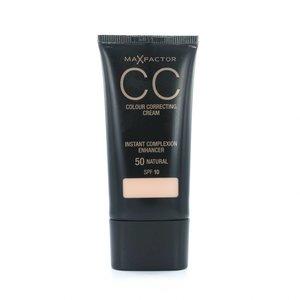CC Cream - 50 Natural