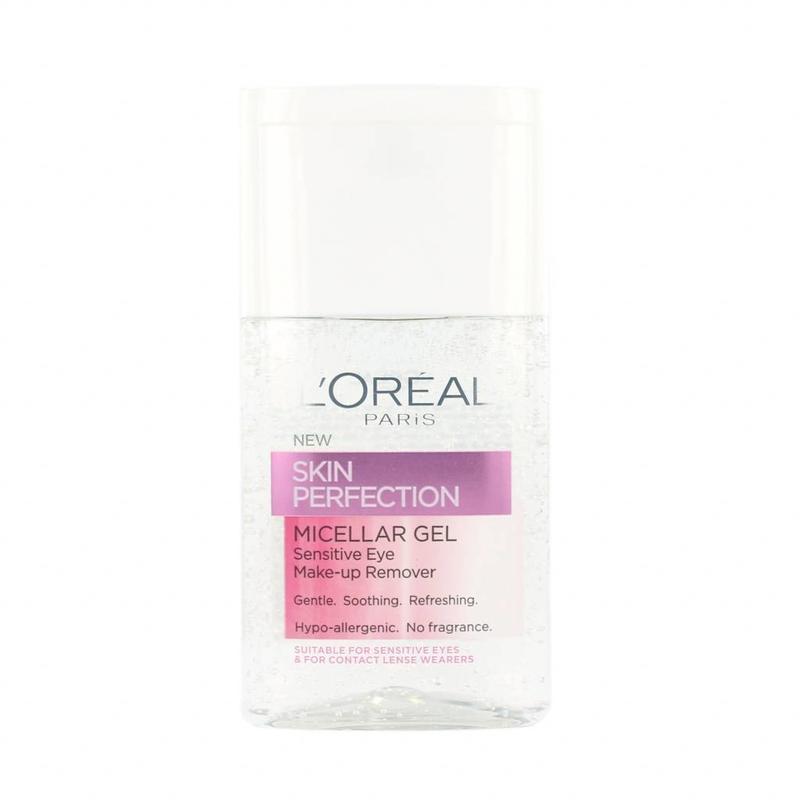 L'Oréal Skin Perfection Micellar Gel Make-Up remover