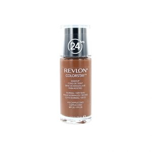 Colorstay Foundation - 410 Cappuccino (Dry Skin)