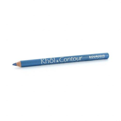 Bourjois Khol & Contour Oogpotlood - 12 Bleu Invasion