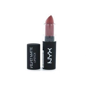 Velvet Matte Lipstick - 12 Charmed