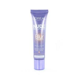 Nude Magique Blur Cream - Light to Medium Skin (paarse uitvoering)