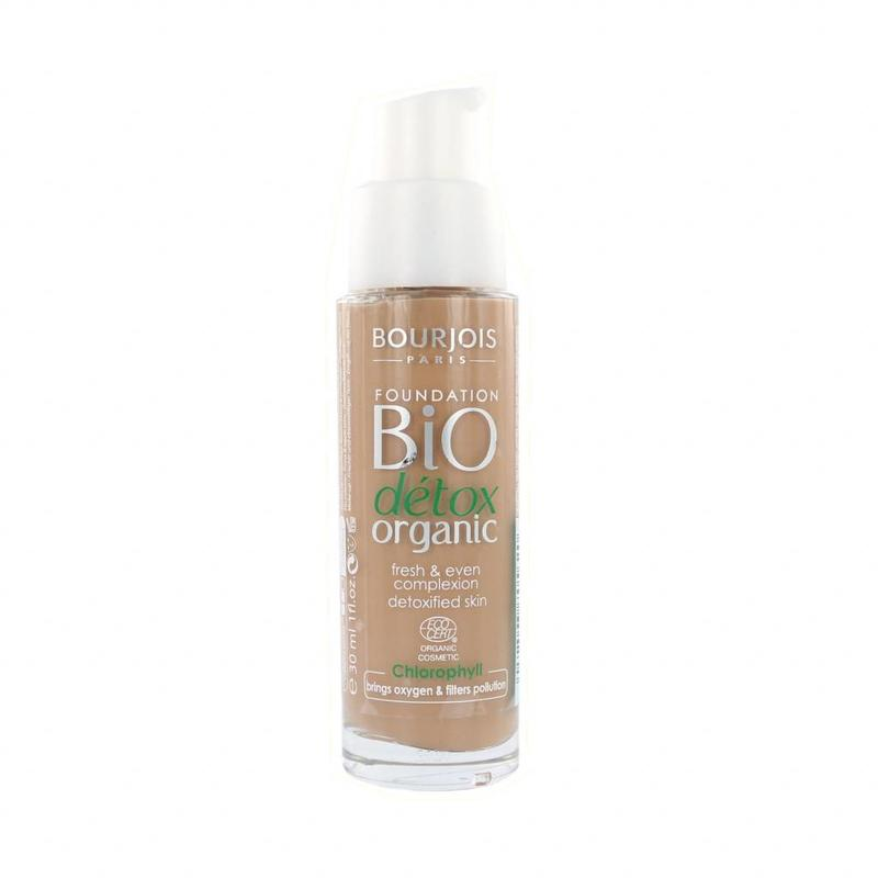 Bourjois Bio Détox Organic Foundation - 56 Light Bronze