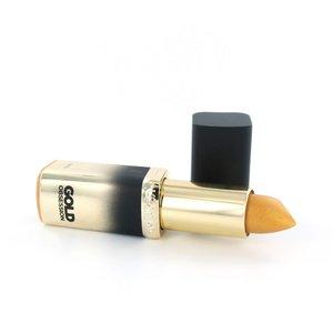 Color Riche Gold Obsession Lipstick - Pure Gold