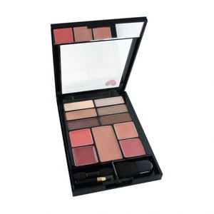 Eyes & Cheeks + Lips Palette - 100 Romantic Nudes