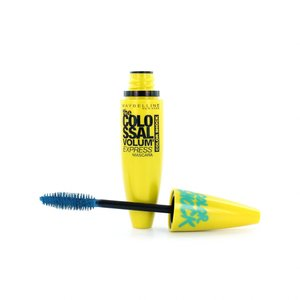 Volum'Express The Colossal Color Shock Mascara - Electric Turquoise
