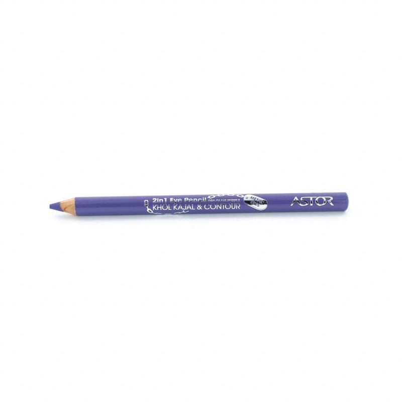 Astor 2-in-1 Oogpotlood - 096 Glam Purple
