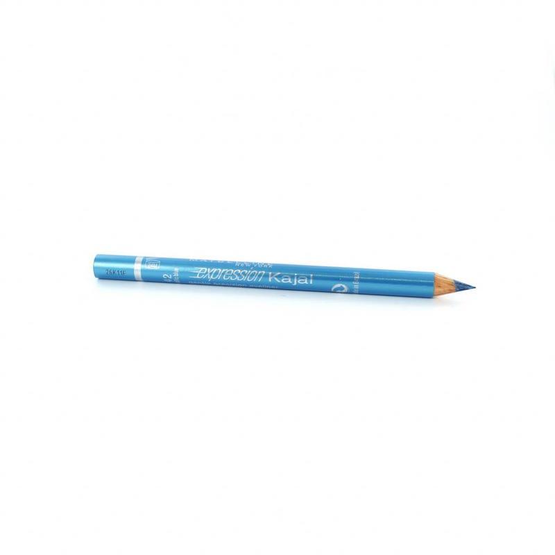 Maybelline Expression Kajal Oogpotlood - 42 Metallic Blue
