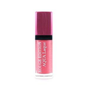 Rouge Edition Aqua Laque Lipstick - 08 Baby Idole