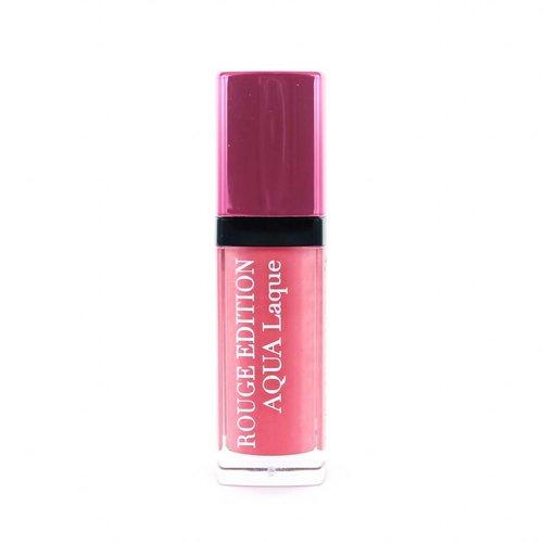 Bourjois Rouge Edition Aqua Laque Lipstick - 08 Baby Idole