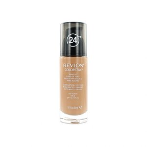 Colorstay Foundation With Pump - 370 Toast (Oily Skin)