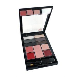Eyes & Cheeks + Lips Palette - 200 Seductive Smokies