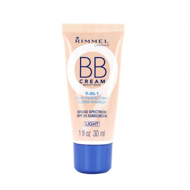 Rimmel BB Cream 9-in-1 Skin Perfecting Super Makeup - Light