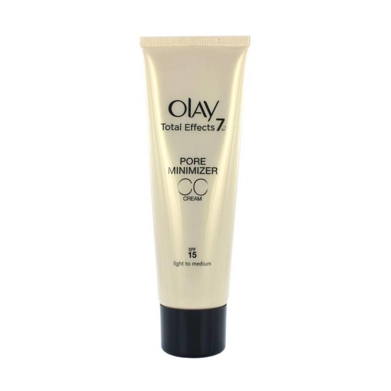 Olaz Total Effects Pore Minimizer CC Cream - Light To Medium