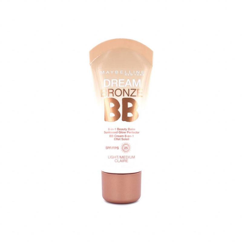 Maybelline Dream Bronze BB 8-in-1 Beauty Balm - Light/Medium