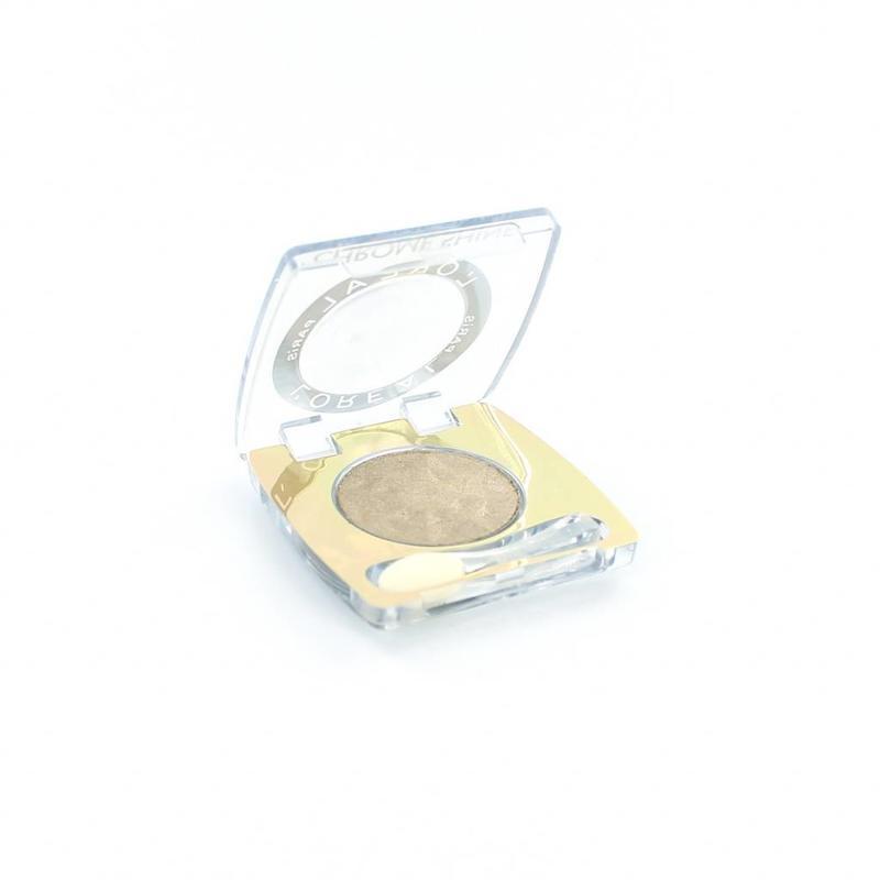 L'Oréal Color Appeal Chrome Shine Eyeshadow - 164 Crème Lamé