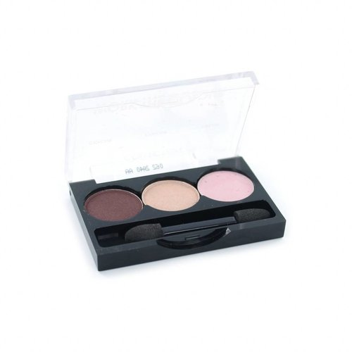 Collection Work The Colour Trio Oogschaduw - 2 Naughty N Nude