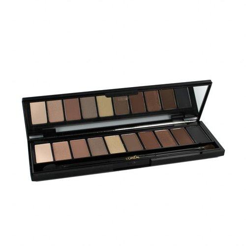 L'Oréal Color Riche La Palette Oogschaduw Palette - 01 Beige