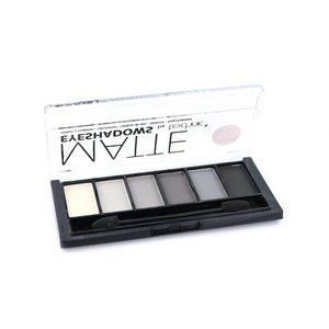 Matte Oogschaduw Palette - Grey
