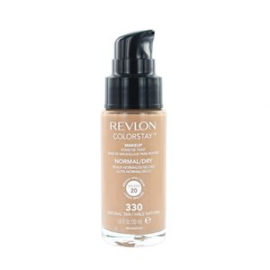Colorstay Foundation With Pump - 330 Natural Tan (Dry Skin)
