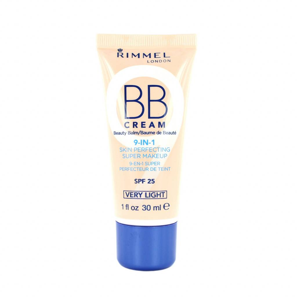 Rimmel BB Cream 9-in-1 Skin Perfecting Super Makeup - Very Light