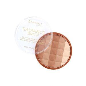 Radiance Brick Multifunctional Shimmer Poeder - 001 Light