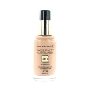 Facefinity All Day Flawless 3-in-1 Foundation - 80 Bronze
