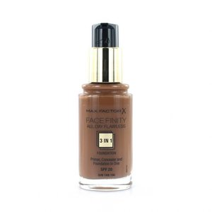 Facefinity All Day Flawless 3-in-1 Foundation - 100 Sun Tan